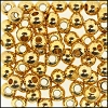 Brass Beads #302 4mm Gold (144 Pieces)