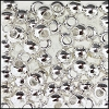 Brass Beads #302 4mm Silver (144 Pieces)
