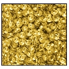 Calottes (Metallic Studs) #3905 #5 Gold (50,000 Pieces) - CLEARANCE