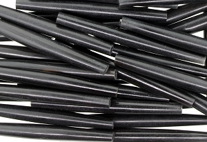 Buffalo Horn Hairpipe Beads #2322 4