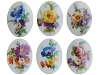 Porcelain Paintings #272 25x18mm 6 Scenes (12 Pieces) - CLEARANCE