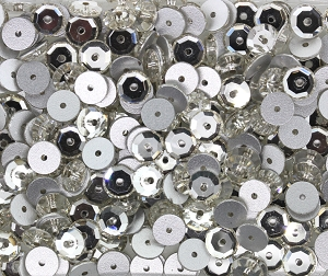 Preciosa Lochrosen (8-facet) #3001 6mm Crystal (288 Pieces) - CLEARANCE