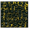 Seed Bead #2100 6/0 80014 Yellow Transparent Black Lined (1/2 Kilo) - CLEARANCE