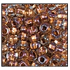 Seed Bead #2100 6/0 68505 Crystal Transparent Copper Lined Iris (1/2 Kilo)