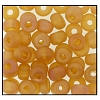 Seed Bead #2100 5/0 11070M Medium Topaz Transparent Matt Iris (1/2 Kilo) (Loose) - CLEARANCE