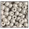 Seed Bead #2100 6/0 16541 Ice Opaque Matt Pearl (1/2 Kilo) - CLEARANCE