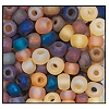 Seed Bead #2100 6/0 19667M Autumn Transparent Matt Iris (1/2 Kilo) - CLEARANCE