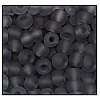 Seed Bead #2100 6/0 40010M Smoke Grey Transparent Matt (1/2 Kilo) - CLEARANCE