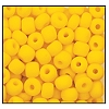Seed Bead #2100 11/0 83130M Dark Yellow Opaque Matt (1/2 Kilo)