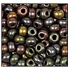 Seed Bead #2100 6/0 01640 Dark Gold Metallic Iris (1/2 Kilo) - CLEARANCE