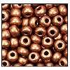 Seed Bead #2100 6/0 01770 Bronze Metallic Matt (1/2 Kilo)