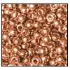 Seed Bead #2100 6/0 18589 Rose Gold Metallic (Terra) (1/2 Kilo)