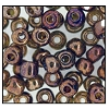 Seed Bead #2100 7/0 19102 Bronze Transparent Metallic (1/2 Kilo) (LOOSE) - CLEARANCE