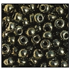 Seed Bead #2100 11/0 49055 Green Metallic (1/2 Kilo) - CLEARANCE
