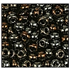 Seed Bead #2100 10/0 59115 Brown Iris Metallic (1/2 Kilo) (LOOSE) - CLEARANCE