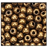 Seed Bead #2100 6/0 59142 Bronze Metallic (1/2 Kilo) - CLEARANCE