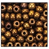 Seed Bead #2100 6/0 59145 Copper Metallic (1/2 Kilo) - CLEARANCE
