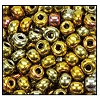 Seed Bead #2100 6/0 59148 Gold Iris Metallic (1/2 Kilo) - CLEARANCE