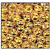 Seed Bead #2100 6/0 68304 24K Gold Metallic (1 Hank) - CLEARANCE