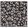 Seed Bead #2100 6/0 68307 Platinum Metallic (1 Hank) - CLEARANCE