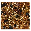 Seed Bead #2100 11/0 Mix #17 (1/2 Kilo) - CLEARANCE