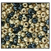 Seed Bead #2100 10/0 Mix #21 (1/2 Kilo) - CLEARANCE