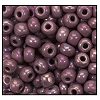 Seed Bead #2100 11/0 24020 Light Amethyst Opaque Iris (1/2 Kilo) - CLEARANCE