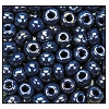 Seed Bead #2100 6/0 38060 Dark Blue Opaque Luster (1/2 Kilo) - CLEARANCE