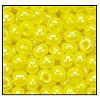 Seed Bead #2100 6/0 88110 Yellow Opaque Luster (1/2 Kilo)