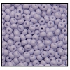 Seed Bead #2100 6/0 23420 Periwinkle Opaque (1/2 Kilo)