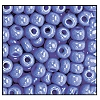 Seed Bead #2100 6/0 33020 Light Blue Opaque (1/2 Kilo) (LOOSE) - CLEARANCE