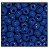Seed Bead #2100 6/0 33050 Medium Blue Opaque (1/2 Kilo)