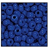 Seed Bead #2100 6/0 33060 Dark Blue Opaque (1/2 Kilo)
