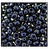 Seed Bead #2100 6/0 33070 Navy Blue Opaque (1/2 Kilo) (LOOSE) - CLEARANCE