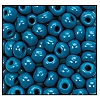 Seed Bead #2100 5/0 33220 Slate Blue Opaque (1/2 Kilo) (Loose)