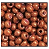 Seed Bead #2100 11/0 46095 Rusty Copper Opaque (1/2 Kilo)