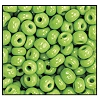 Seed Bead #2100 1/0 53310 Avocado Opaque (1/2 Kilo) - CLEARANCE