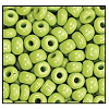 Seed Bead #2100 5/0 53410 Lime Opaque (1/2 Kilo) (Loose) - CLEARANCE