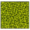 Seed Bead #2100 13/0 53430 Olive Opaque (1/2 Kilo) (LOOSE) - CLEARANCE