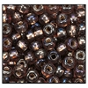 Rocailles #2150 11/0 Round Hole 27019 Light Amethyst Transparent Iris S/L (1/2 Kilo)  - CLEARANCE