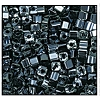 Square Seed Bead #2105 10/0 49102 Gunmetal Metallic (1/2 Kilo) - CLEARANCE