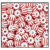 Striped Seed Bead #2500 7/0 03891 (1/2 Kilo) (LOOSE) - CLEARANCE