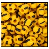 Striped Seed Bead #2500 5/0 83490 (1/2 Kilo) (LOOSE) - CLEARANCE