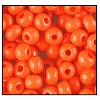Seed Bead #2100 6/0 16A91 Terra Intensive Orange (1/2 Kilo)