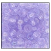 Seed Bead #2100 6/0 21420 Light Tanzanite Transparent Iris (1/2 Kilo)