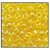 Seed Bead #2100 6/0 86010 Yellow Transparent Luster (1/2 Kilo) - CLEARANCE