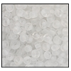 Seed Bead #2100 11/0 05051 White Satin (1/2 Kilo) (LOOSE) - CLEARANCE
