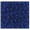 Seed Bead #2100 6/0 30110 Deep Cobalt Transparent (1/2 Kilo) - CLEARANCE