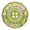Swarovski 3008 Classic Button 12mm Crystal Luminous Green (48 Pieces)