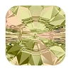 Swarovski 3009 Rivoli Square Crystal Button 12mm Crystal Luminous Green (144 Pieces)